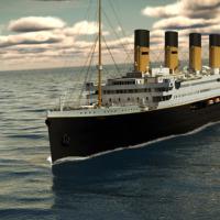 Titanic II, la copia della nave originale salperà nel 2018