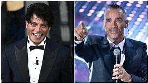 Garko e l'inglese, Eros incoerente Sanremo visto dalla Gialappa's