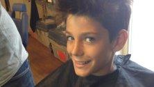 L'avventura di Gionata, 12 anni, attore per caso in Zoolander