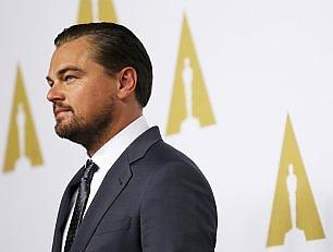 """DiCaprio: """"Non conta il successo ma darsi da fare"""""""