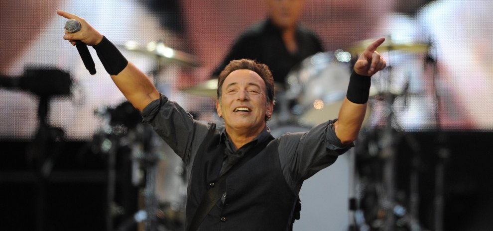 """Born to run"", a settembre l'autobiografia di Bruce Springsteen"