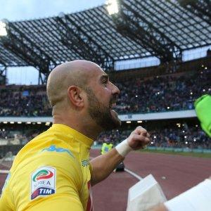 """Napoli, Reina: """"Conta essere primi a maggio"""""""