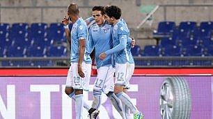 La Lazio ritrova la vittoria: 5-2 Verona, quasi una condanna