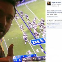 Nfl, da Wolverine a Lewis Hamilton, da Beckam a Florenzi, tutti a guardare il Super Bowl