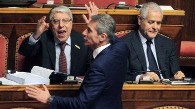 """Unioni civili, Bagnasco in campo:  """"Il voto sulla legge sia segreto""""  Governo : Cei non decide in Senato"""