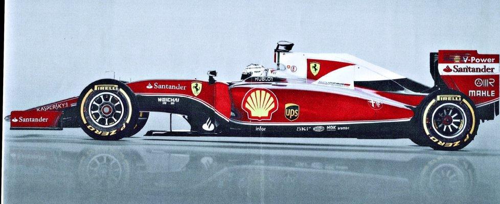 Bianco stile Lauda: la Ferrari per il Mondiale torna alla sua leggenda