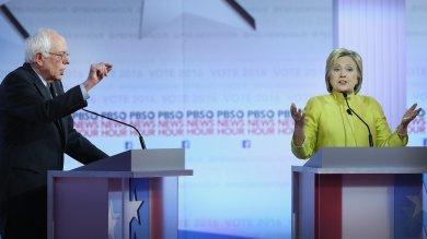 Primarie Usa, Clinton e Sanders   Speciale   a caccia dei voti afroamericani e ispanici