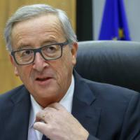 """Juncker: """"Renzi non ci chieda altro"""""""