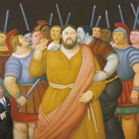 Botero, la passione di Cristo al Palazzo delle esposizioni