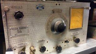Quelle radio usate dalle spie 1.800 apparecchi della guerra