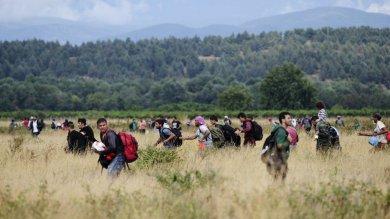 Grecia, richiedenti asilo respinti  alla frontiera macedone:  il fallimento dell'Europa inizia a Idomeni