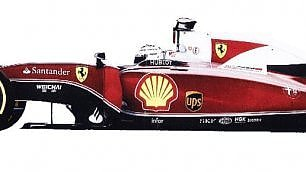 Bianco stile Lauda: la Ferrari  torna alla sua leggenda   foto