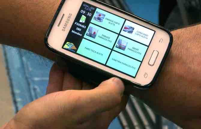 Da Ford una app per i controlli di qualità