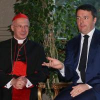 Unioni civili, Renzi contro i vescovi: voto segreto non lo decide la Cei