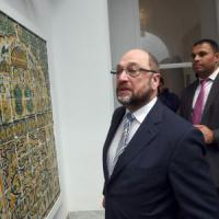 """Martin Schulz: """"Bene la spinta di Matteo, il rigore non basta più"""""""
