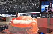 Salone di Ginevra, lo show dei motori