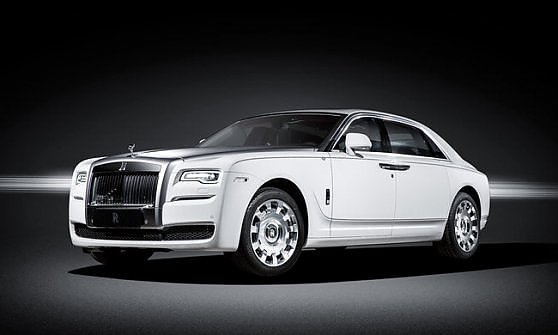 Eternal Love, un amore di Rolls-Royce