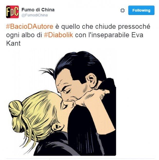 #BaciodAutore: a San Valentino Twitter si riempie di baci per amore della cultura