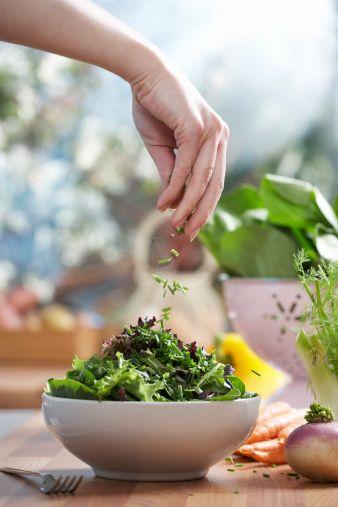 Insalate fresche e confezionate: istruzioni per il lavaggio