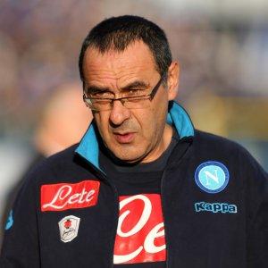Napoli, Sarri: ''Abbiamo una città alle spalle, per battere la Juve serve un po' di follia''