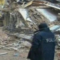 Turchia, edificio di 5 piani crollato nel centro di Istanbul
