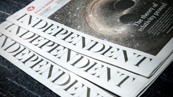 Gb, editoria: 'The Independent' sarà solo digitale. Il 26 marzo ultimo numero su carta