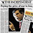 """Gb, """"The Independent""""  sarà solo digitale Il 26 marzo ultimo  numero su carta"""