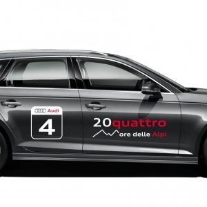 Idea Audi, la 24 Ore delle Alpi