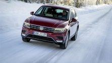 Volkswagen Tiguan, fuoco alle polveri -   Foto