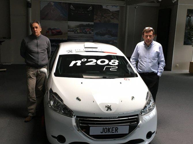 208esima 208 R2, è la best-seller di Peugeot Sport