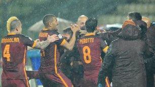 Aspettando Juve-Napoli   vd   Roma si prende il terzo posto