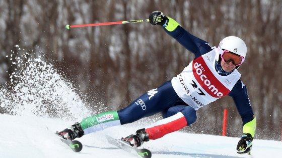 Sci, Coppa del mondo: Blardone terzo nel gigante a Naeba