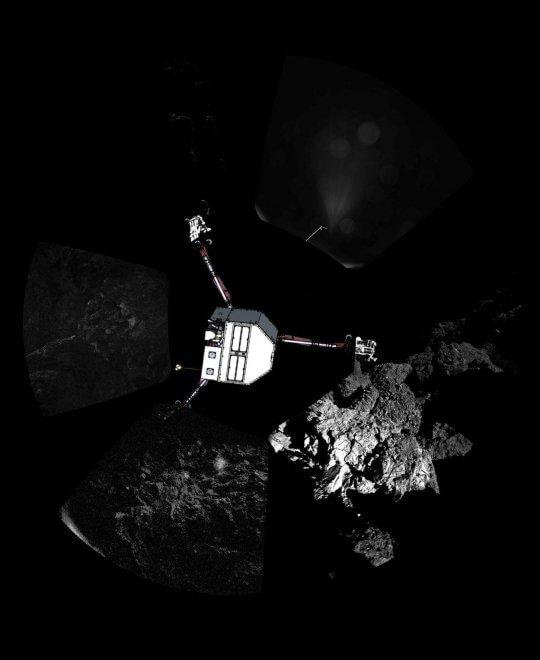 """Rosetta, l'Esa dà l'addio a Philae: """"Possibilità di contatto quasi zero"""""""
