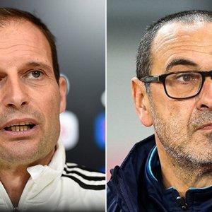 Juve-Napoli, Zaza sblocca il match. Bianconeri primi in classifica, è la vittoria n.15