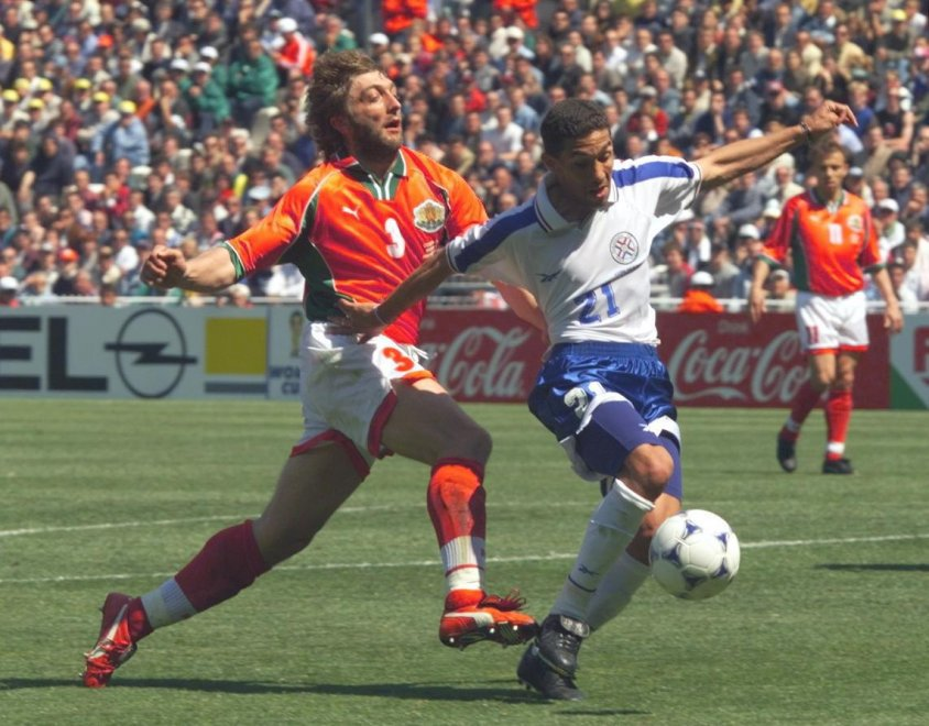 Addio Trifon Ivanov, il difensore bulgaro che marcò Baggio a Usa '94