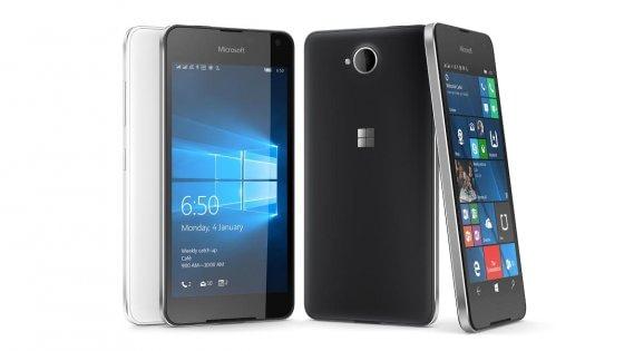 """Lumia 650, uno smartphone """"premium low-cost"""" per Microsoft"""