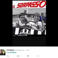 #JuveNapoli, su Twitter la sfida scudetto si racconta come fosse Sanremo