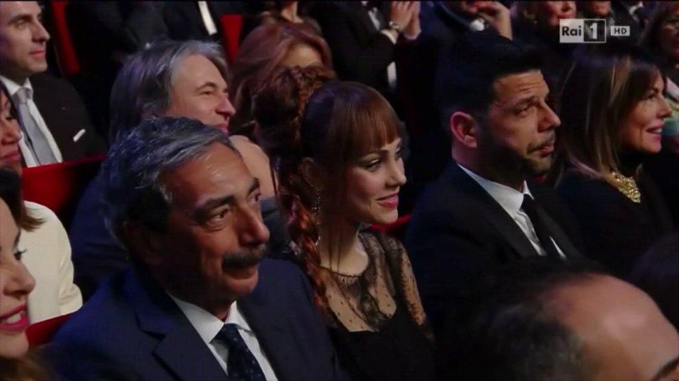 Sanremo 2016, baci per Adua: chi è la fidanzata di Garko?