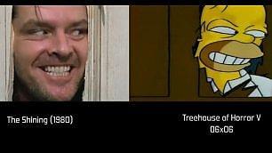 Simpson: da Pulp Fiction a Psycho tutti i tributi al mondo del cinema