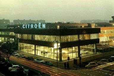 Show Citroen a Milano: 92 anni di storia