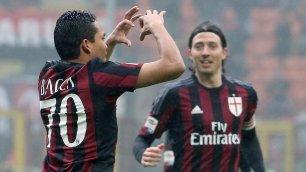 Diretta  Milan-Genoa  1-0     Juve in testa , i meriti di Allegri