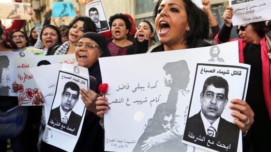 Egitto, annullata la condanna di poliziotto che uccise attivista di sinistra