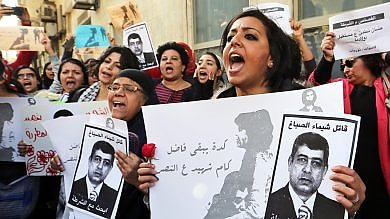 Egitto, annullata la condanna di agente  che uccise un'attivista di sinistra