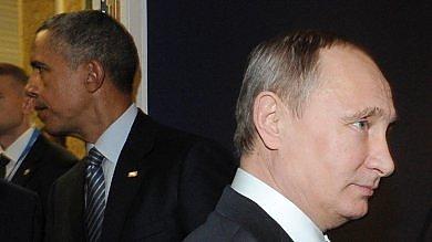 """Siria, Obama intima a Putin: """"Basta bombardamenti sui ribelli"""""""