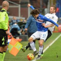 Sampdoria-Atalanta, il film della partita