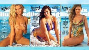 Tre copertine per uno speciale ecco Sports Illustrated 2016