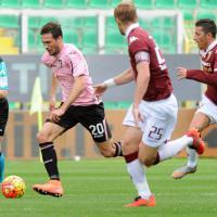 Palermo-Torino, il film della partita