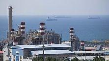 Il ritorno del greggio dall'Iran: salpata  la prima petroliera