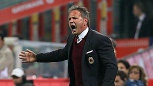 Il Milan batte il Genoa 2-1    E Miha  litiga con Balotelli     Colpi di Bologna e Torino