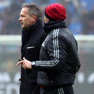 Serie A, il Milan supera il Genoa. Vincono Torino e Boloogna, la Fiorentina batte l'Inter